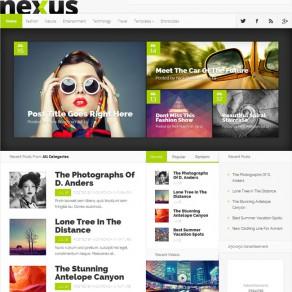 Thème graphique et création de votre site Internet