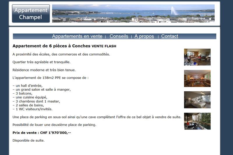 catalogue interactif cr ation de site internet gen ve vaud et suisse romande part 3. Black Bedroom Furniture Sets. Home Design Ideas